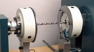 پاورپوینت آزمایش پیچش میله فولادی و میله آلومینیومی
