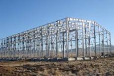 پاورپوینت اجرای ساختمان های فلزی