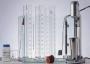 آزمایشگاه مکانیک خاک آزمایش دانه بندی به روش هیدرومتری