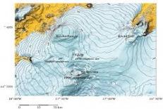 پاورپوینت زمین شناسی مهندسی نقشه های توپوگرافی