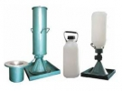 آزمایش تعیین وزن مخصوص مصالح سنگی کوبیده نشده