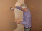 پاورپوینت آزمایشگاه مصالح ساختمانی  زمان گیرش گچ و خاک