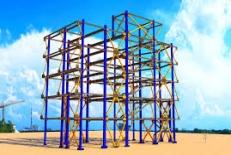 یک سری نمونه سوالات امتحانی تشریحی درس اجرای سازه های فلزی